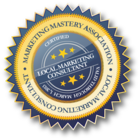 Image of the Certified Local Marketing Consultant seal