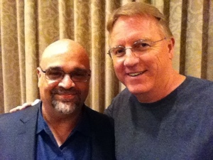 Image of Best Selling Author and Local Marketing Expert Jack Mize with San Jose Internet Marketing Consultant Don Roberts