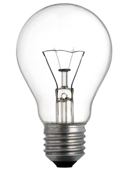 Image of a Light Bulb for Press Release Marketing Ideas